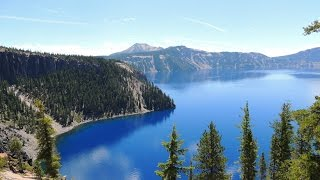 Backpacking Trip 2014 - Crater Lake National Park