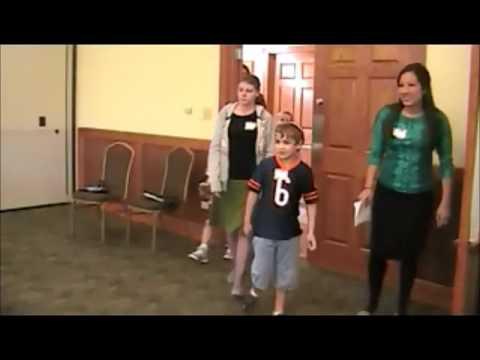 Skokie Chabad Hebrew School - First Day 2012
