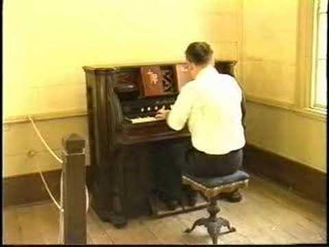 Westville   pump   organ