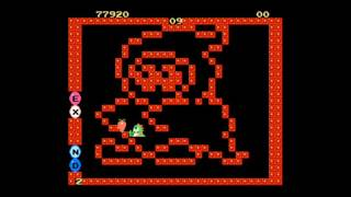 Bubble Bobble - bubble bobble nes gameplay 60 fps - User video
