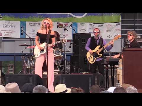 Samantha Fish  Chills And Fever  Greeley Blues Jam, Greeley, CO   061017