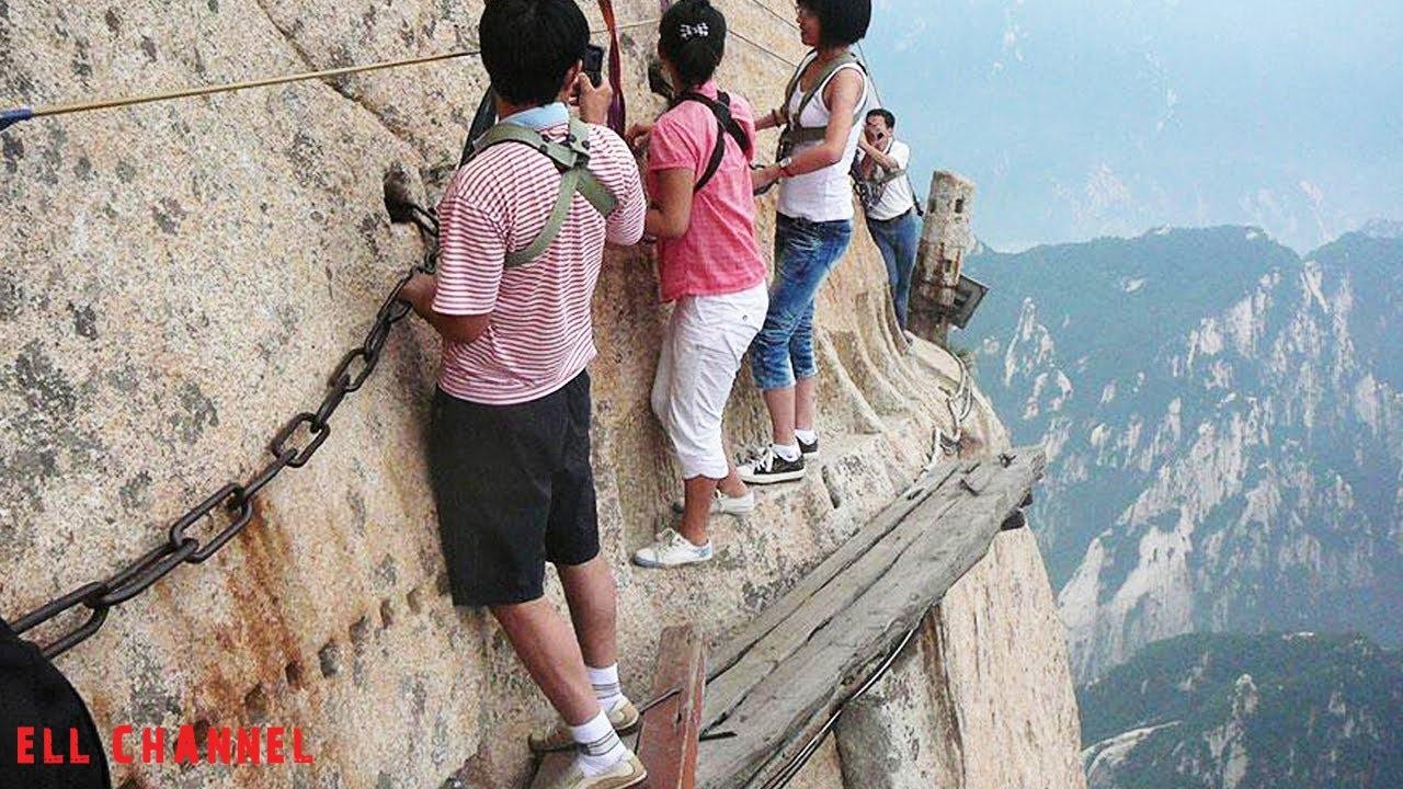10 ყველაზე საშიში ადგილი ტურისტებისთვის