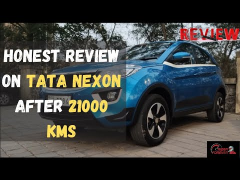 Honest Review On Tata Nexon After 21000 kms