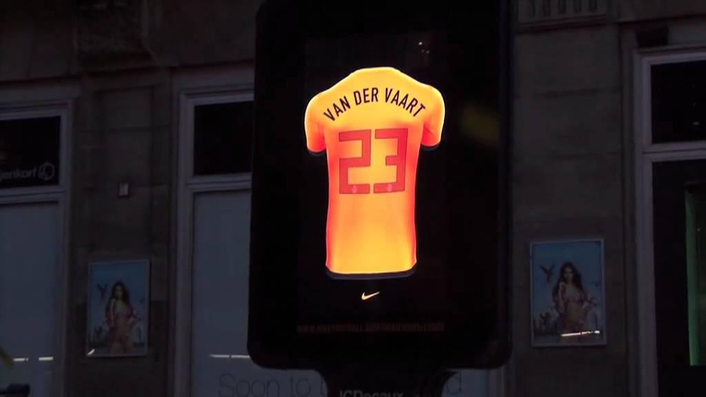 nuovo arriva prima i clienti rapporto qualità-prezzo JCDecaux Netherlands - Nike Digital Campaign 2012 - YouTube
