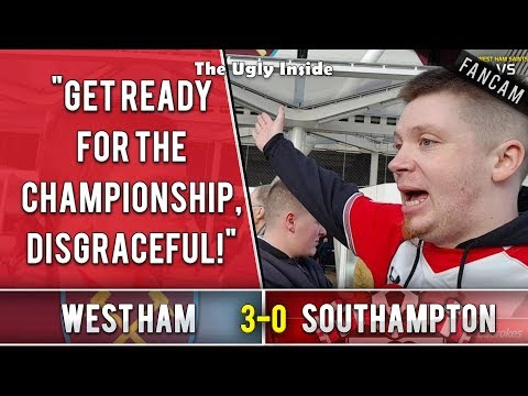 """""""Get ready for the Championship. Disgraceful!"""" 