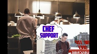 Support From Some of the BEST STARS YOUNG CHEF 2018  | Chef Ricardo Cooking