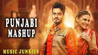 Non stop Bhangra Mashup | Punjabi DJ Remix songs | Latest Punjabi Mashup 2018
