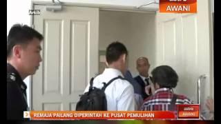 Remaja pailang diperintah ke pusat pemulihan