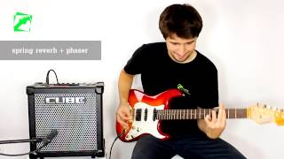 Roland Cube-20GX - demo, test, review
