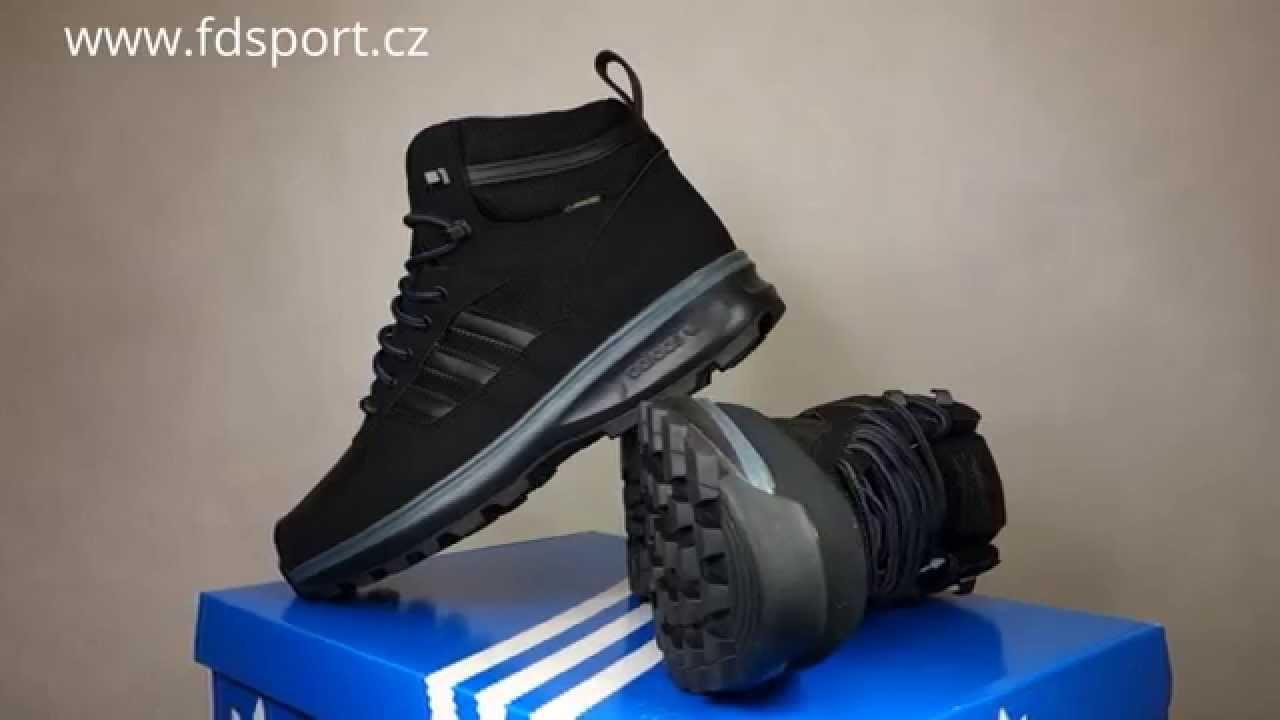 CHASKER BOOT GTX pánské boty adidas Originals M20330 - YouTube b4971079b2d