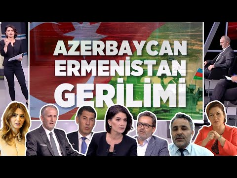 Azerbaycan-Ermenistan Gerginliği -