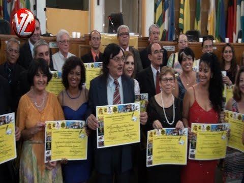 Empossados membros da Academia de Artes, Ciências e Letras de Volta Redonda