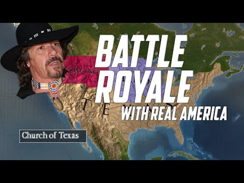 What happens when the USA joins the Battle Royale in 1444? - EU4 |