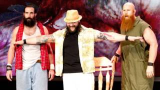 2013: The Wyatt Family Theme Song - Broken Out In Love - WWE