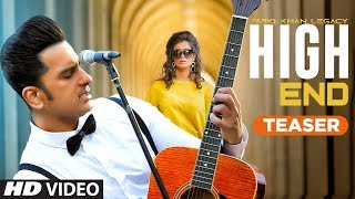 Song Teaser ► High End | Tariq Khan Legacy | Releasing on 26 November 2019