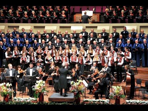 Kerst Doelenconcert Deo Cantemus 2014 deel 2