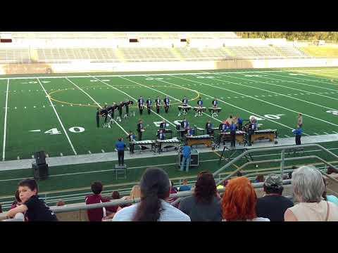 North Lamar Percussion- Plano Drumline Competition 2017