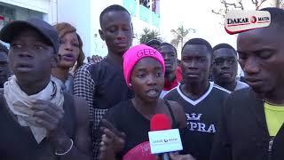 UCAD: Film de l'affrontement entre étudiants et forces de l'ordre
