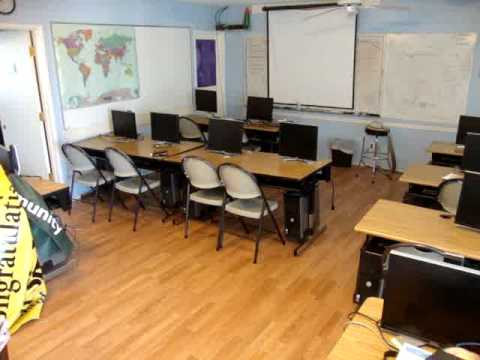 Pacific Lutheran High School Room 1
