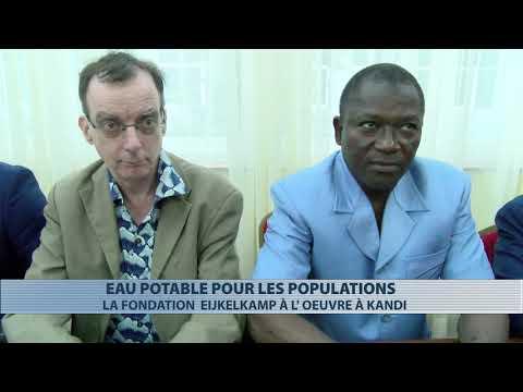 EIJKELKAMP renouvelle son accord de siège au Bénin