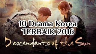 Video 10 Drama Korea 2016 Paling Banyak Ditonton / Best 2016 Korean Drama download MP3, 3GP, MP4, WEBM, AVI, FLV Maret 2018