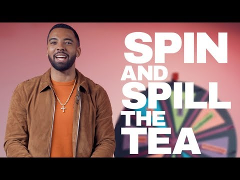 Christian Keyes Talks About Shooting His Shot | Spin and Spill The Tea