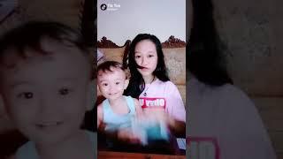 Anak kecil uda bisa tiktok sama tante