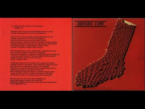 Henry Cow - Living In The Heart Of The Beast