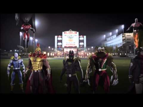 Stan Lee's : The NHL Guardian Project (2011 NHL All-Star Game)