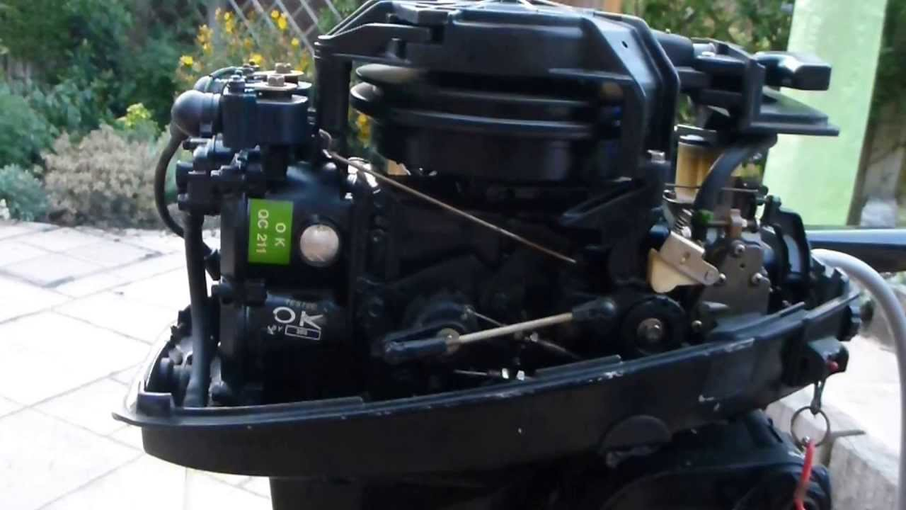 Yamaha  Hp Short Shaft Outboard For Sale