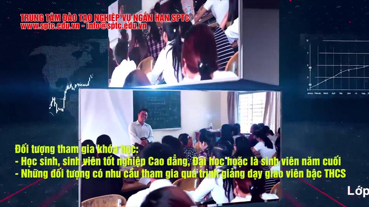 Nghiệp vụ sư phạm trung học cơ sở – Dạy THCS, Dạy Trung tâm anh ngữ