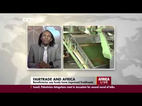 An interview with the Exec Director of FairTrade Africa