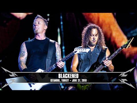Metallica: Blackened (MetOnTour - Istanbul, Turkey - 2010) Thumbnail image