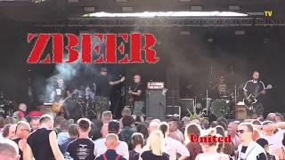 Zbeer -  United - Rock na Bagnie '18