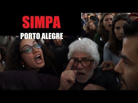 MBL Fascista Agride Professor Pacífico - SIMPA - Porto Alegre / RS