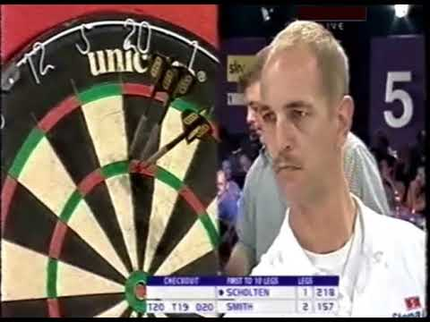 Roland Scholten vs. Dave Smith - Quarter-Final - 2003 PDC UK Open