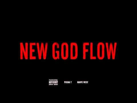 Kanye West - New God Flow feat. Pusha T [Official] (explicit)