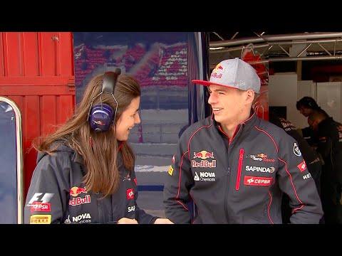 Jos 'The Boss' Verstappen on his son Max Verstappen