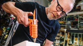 Adam Savage's Favorite Tools: Best Hot Glue Gun!