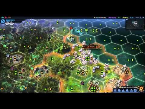 Beyond Earth Strategy & Tactics 3: Traders