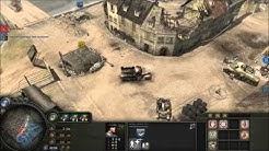 Intense COH gameplay