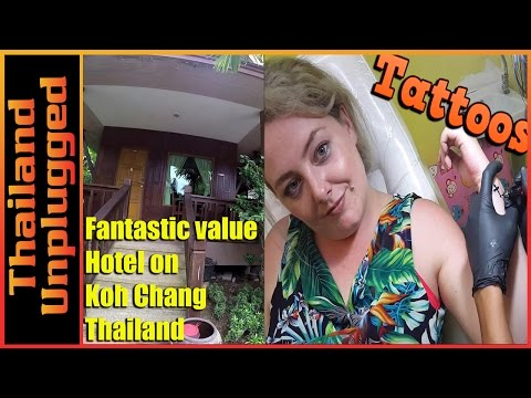 Fantastic value Hotel on Koh Chang Thailand  Vlog 50