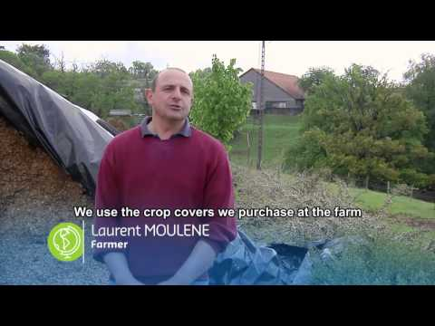 Recycling of agricultural covers, France - SUEZ