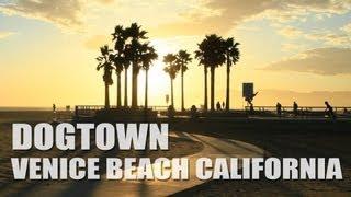 Venice Beach California (Dogtown Skateboarding and Graffiti)