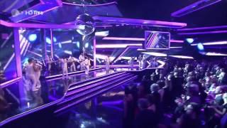 Kool & the Gang - Medley - Ladies Night / Get Down On It / Fresh / Celebration - Goldene Kamera