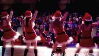 Party Rock Anthem | Multifandom Collab (for Meranda!)