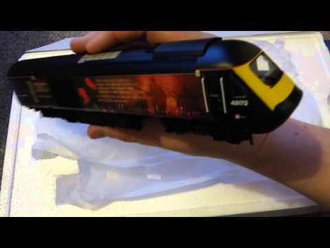 Hornby R3379 Class 43  HST FGW Harry Patch Review