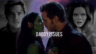 peter & gamora | daddy issues [+infinity war]