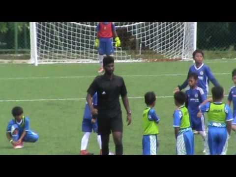2017_JSSL7's_Singapore (U10): Chelsea FC Soccer School Indonesia (1) VS Bina Taruna Cibubur (0)