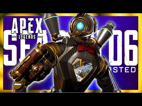 🔴Apex Legends Live (PS4) Aggressive Ranked | September Soiree LTM Event - SEASON 6 BOOSTED